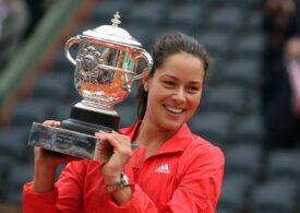 Ana Ivanovici, campioană la Roland Garros, cuvinte de laudă pentru Simona Halep: Mizez pe ea pentru o nouă coroană