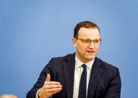 Ministrul german al Sănătăţii a fost diagnosticat cu Covid-19