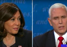 Trump și Biden s-au duelat în vicepreședinți. Mike Pence s-a purtat total diferit faţă de șeful său, iar Kamala Harris și-a folosit mintea și frumusețea pentru a seduce publicul