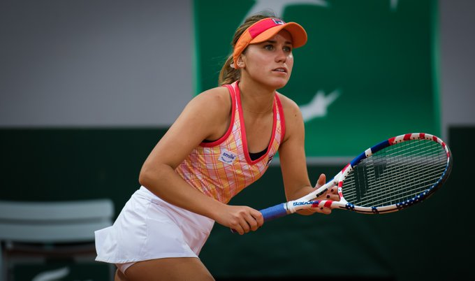 Cum explică Sofia Kenin eșecul din finala de la Roland Garros cu Iga Swiatek