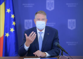 Iohannis: Avem două probleme grave - pandemia și PSD. După alegeri mă aștept la un guvern format în jurul PNL