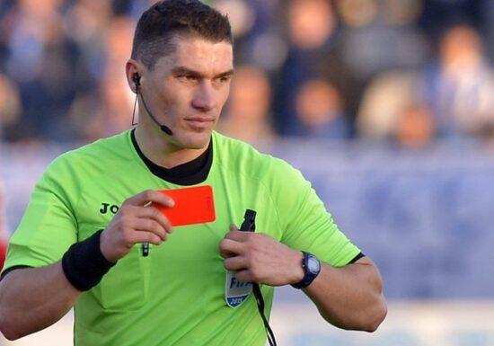 Un arbitru român a fost delegat la meciul campioanei Europei Bayern din Champions League