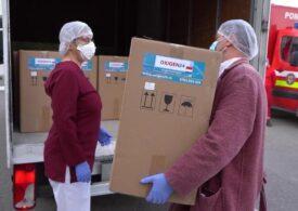Lidl donează zeci de aparate care-i ajută cu oxigen suplimentar pe bolnavii internați cu coronavirus