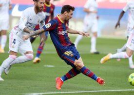 Leo Messi, unul dintre cei mai slabi fotbaliști de pe teren în El Clasico. Ce notă a primit marele argentinian