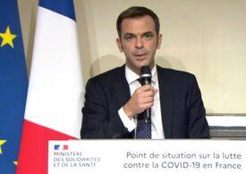 Parisul ar putea intra în stare de alertă maximă de luni, din cauza numărului mare de cazuri de COVID-19