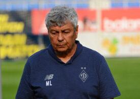 """Dinamo Kiev e lideră în Ucraina, dar suporterii cer îndepărtarea antrenorului: """"Lucescu, pleacă!"""""""