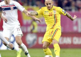 Alexandru Mitriță a marcat încă un gol superb - e al treilea pentru Al Ahli (Video)