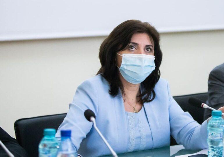Monica Anisie, care și-a anunțat susținerea pentru Cîțu, a câştigat preşedinţia filialei PNL Sector 2