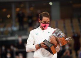 Prima reacție a lui Rafa Nadal după un nou triumf la Roland Garros