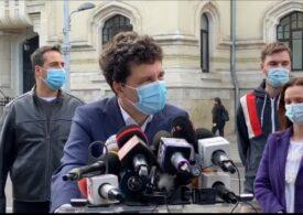 Nicușor Dan: Caracatița PSD tergiversează venirea mea la primărie! Le trebuie timp să acopere ce au făcut