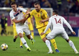 România a fost umilită în Norvegia în meciul din Liga Națiunilor