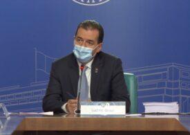 Orban dă vina pe INSP pentru controversele privind rata de infectare din București şi îi interzice să mai dea informații care nu respectă deciziile Guvernului