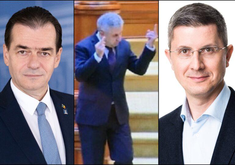 Cum a primit Florin Iordache, demolatorul statului de drept, un post public pe viață cu complicitatea PNL și dezorganizarea USR