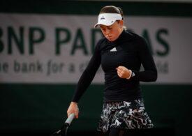 Surprizele se țin lanț la Paris! Campioana din 2017 de la Roland Garros, eliminată în minimum de seturi