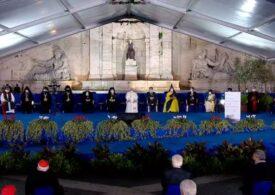 """Liderii religioși ai lumii se roagă împreună: """"Nimeni nu se salvează singur. Pace şi Fraternitate"""" (Video)"""