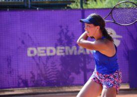 Patricia Țig ratează șansa de a se califica în optimi la Roland Garros, după un meci de circa trei ore
