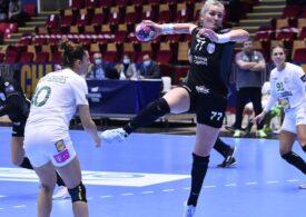 CSM București, victorie zdrobitoare în Liga Campionilor