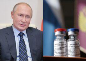 Cum a accelerat vaccinul lui Putin răspândirea virusului în Rusia?
