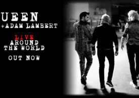 Trupa Queen lansează primul album cu solistul Adam Lambert