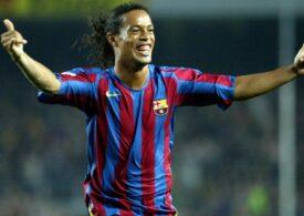 Ronaldinho, depistat și el pozitiv cu noul coronavirus
