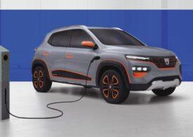 Dacia a anunțat oficial prețurile modelului electric Spring