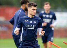 Ianis Hagi ar putea pleca de la Rangers: Ce echipe se află pe urmele internaționalului român