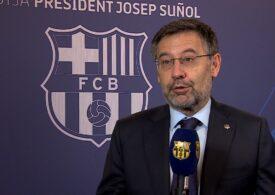 Președintele Barcelonei și-a dat demisia
