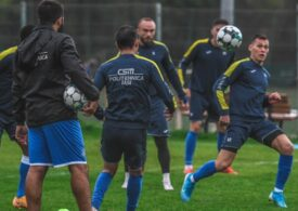 Liga 1: Poli Iași pierde la scor pe teren propriu