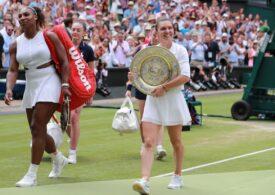 S-a temut Serena Williams de Simona Halep? Ipoteza lansată de legendara Chris Evert