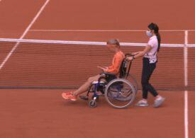 Tenismena care a acuzat-o pe Simona Halep că se dă accidentată face noi declarații controversate: A spus despre o rivală că se preface