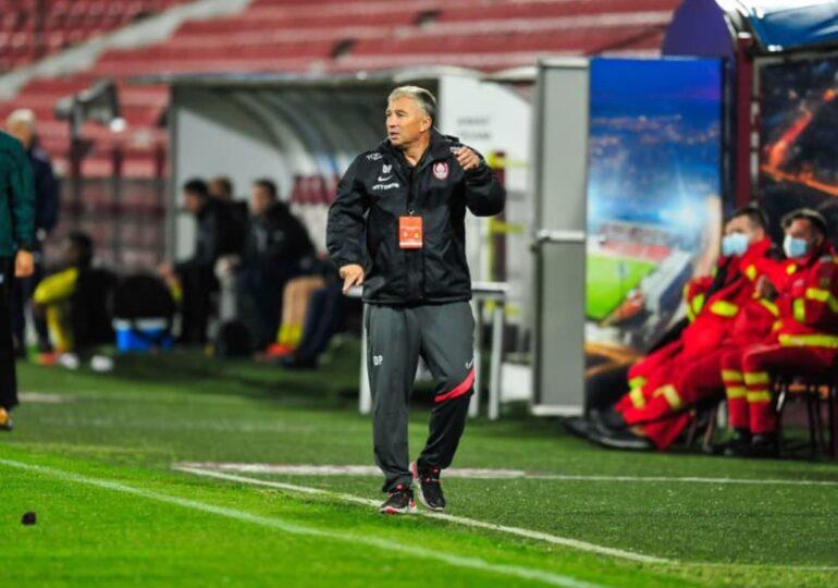 Primele oferte primite de Dan Petrescu după plecarea de la CFR Cluj