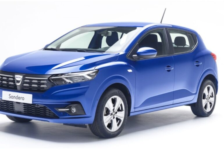 """Top Gear, despre prețul noii Dacia Sandero: """"Mașina este aproape ridicol de ieftină"""""""