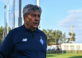 Mircea Lucescu, comparat cu Ferguson de căpitanul și de antrenorul secund de la Dinamo Kiev