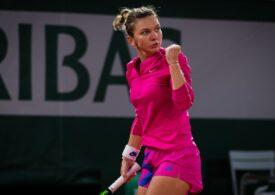 Un joc al Simonei Halep a fost ales meciul anului 2020 în circuitul WTA