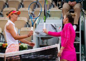 Irina Begu explică înfrângerea cu Simona Halep de la Roland Garros