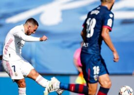 Real Madrid a făcut spectacol în Spania. Hazard a spart gheața cu un gol superb