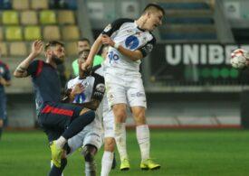 Liga 1: Gaz Metan pierde pe final de meci