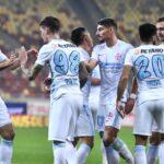 Oficialii Universității Craiova lansează acuzații la adresa FCSB după victoria de la Mediaș