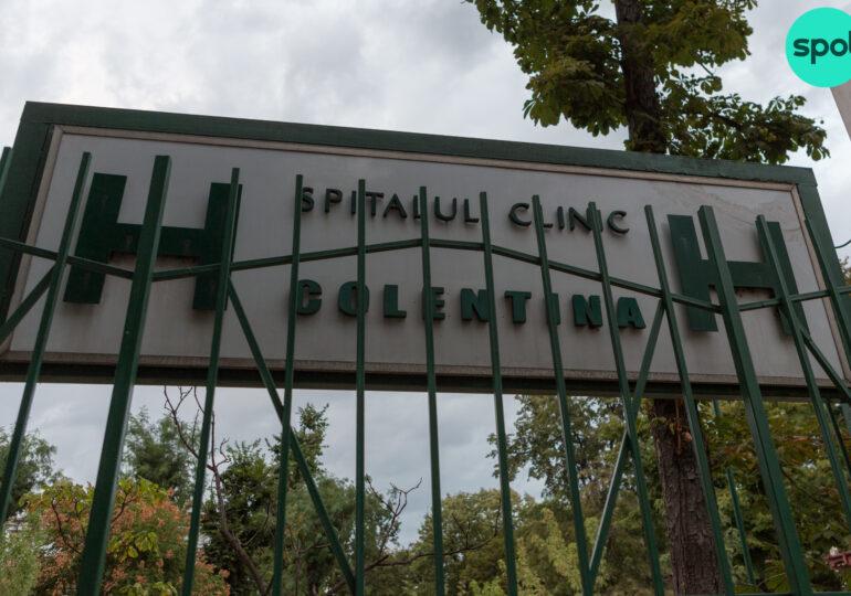 O secție de la Spitalul Colentina se închide temporar: Mai mulți angajați s-au întors cu Covid din concediu