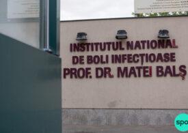 Spitalul Colentina și Institutul Matei Balș au rămas fără căldură, din cauza unei avarii