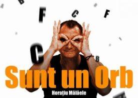 """Horaţiu Mălăele îşi aşteaptă fanii la recitalul """"Sunt un orb"""", vineri, în aer liber"""
