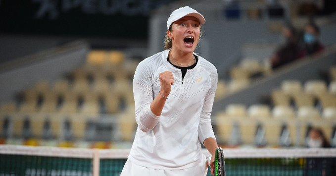 Iga Swiatek, de neoprit la Roland Garros: Cum arată prima semifinală de la Paris