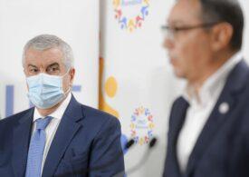 Tăriceanu a demisionat din ALDE ca să poata candida pe lista partidului condus de Ponta