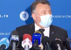România înregistrează o transmitere comunitară accentuată a coronavirusului, pe lângă focarele de infecție