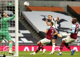 Nebunie în Premier League. Tottenham a condus cu 3-0, dar a fost egalată în ultimele zece minute (Video)