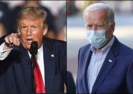 Cine va fi președintele SUA? Joe Biden, mare favorit. Donald Trump, obligat să câștige în state în care se poartă mască