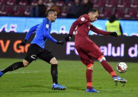 Liga 1: Viitorul Constanța și CFR Cluj, egal cu mulți nervi la Ovidiu
