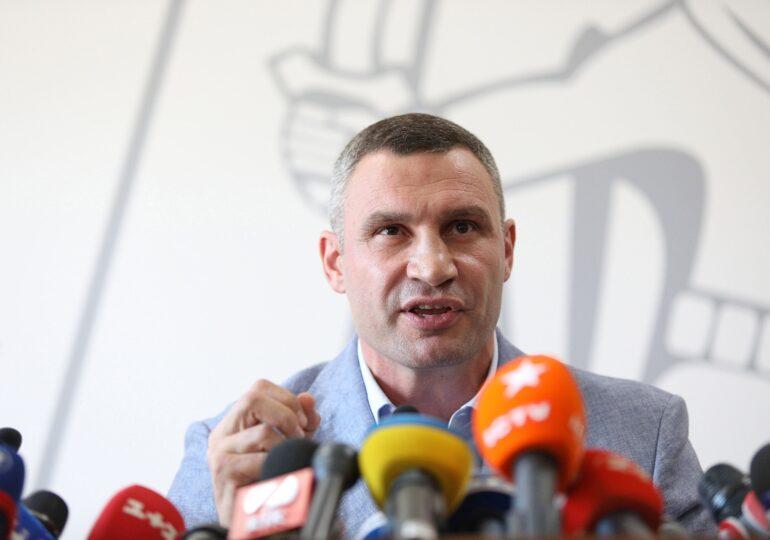 Primarul Kievului, fostul pugilist Vitali Klitschko, are Covid. Azi în Ucraina au loc alegeri locale, iar edilul candidează pentru un nou mandat