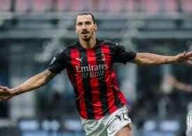 Milan învinge Inter cu un Zlatan Ibrahimovici în zi de grație (Video)