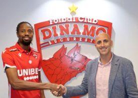 Dinamo a anunțat un nou transfer